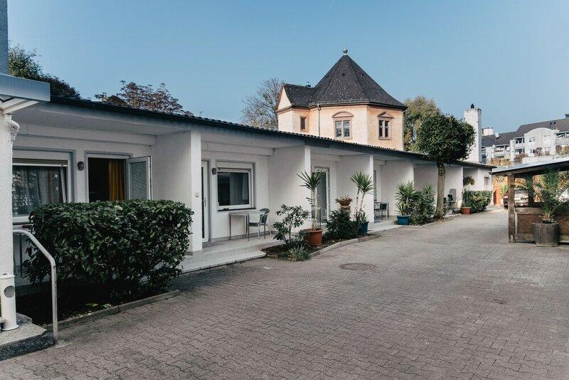 Apartmenthaus am Achteck