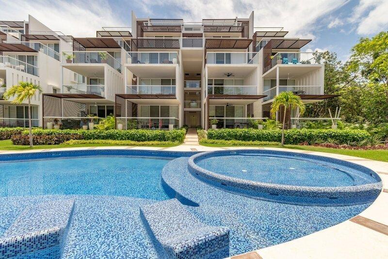 Luxury Ocean View Penthouse Riviera Maya
