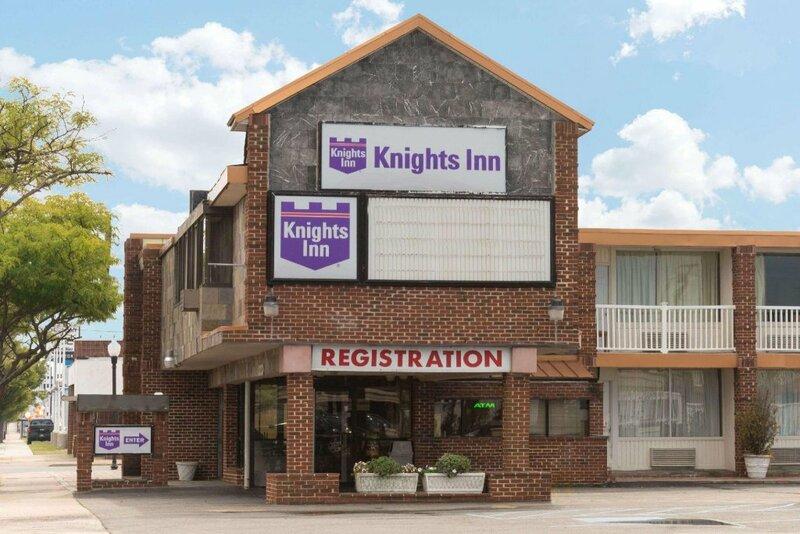 Knights Inn - North Albany Avenue Atlantic City, Nj