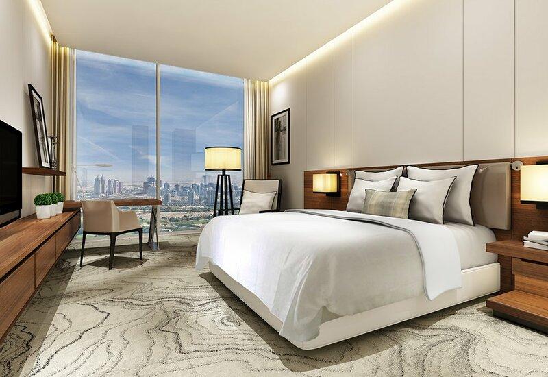 Отель Vida Emirates Hills