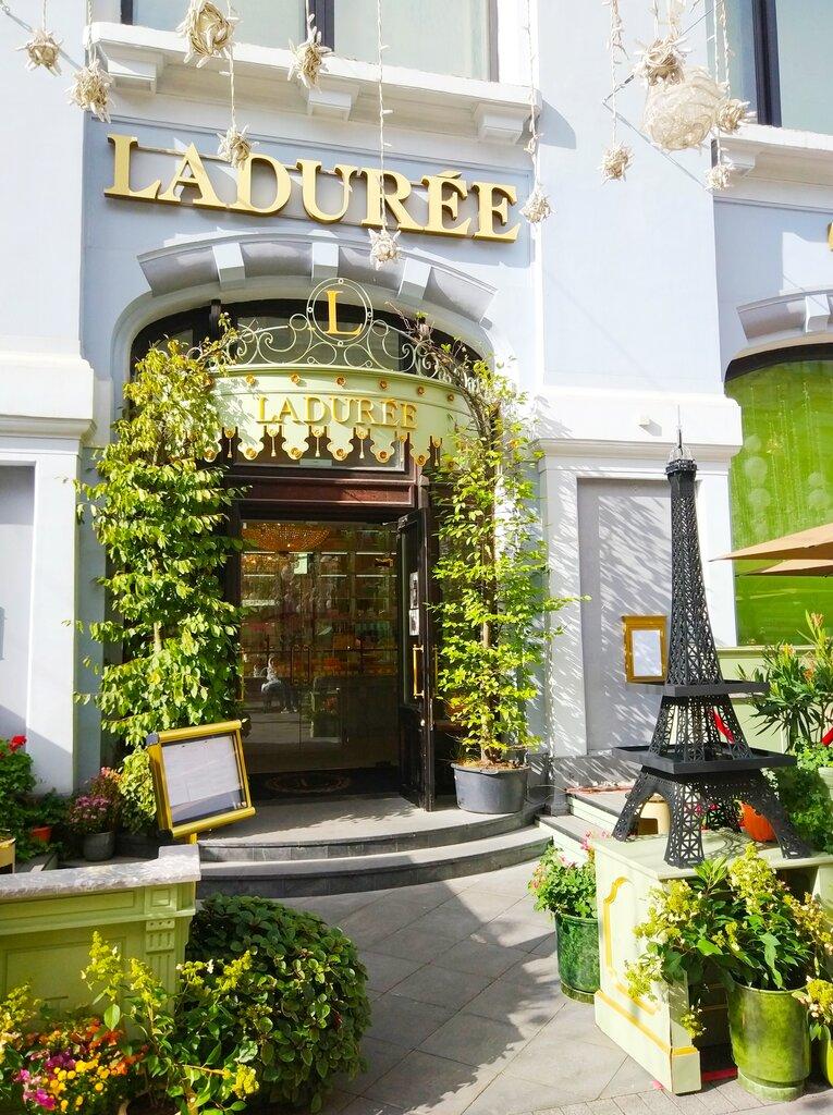 кондитерская — Ladurée — Москва, фото №1