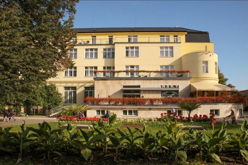 Hotel Libensky Podebrady