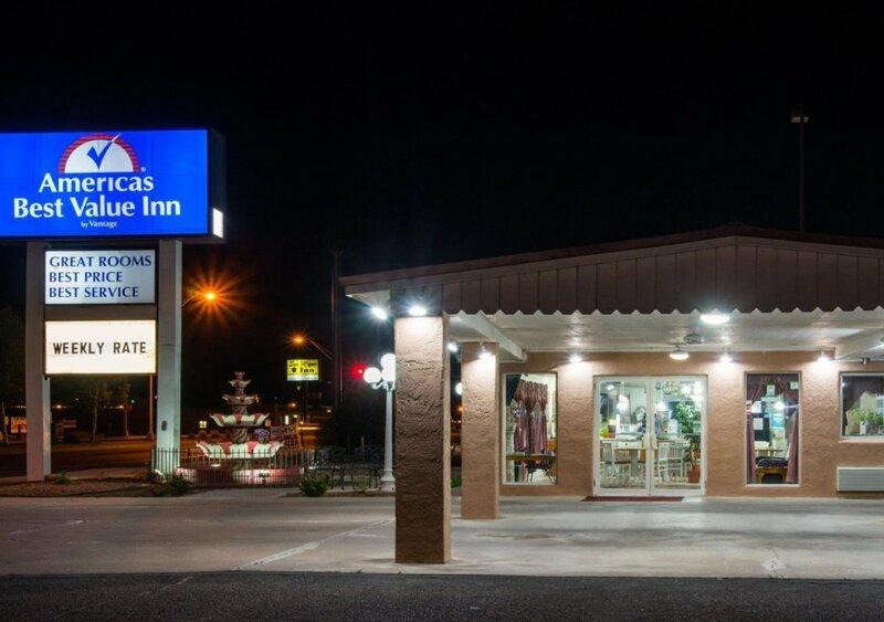 Americas Best Value Inn Socorro