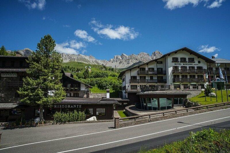 Th San Pellegrino Monzoni Hotel