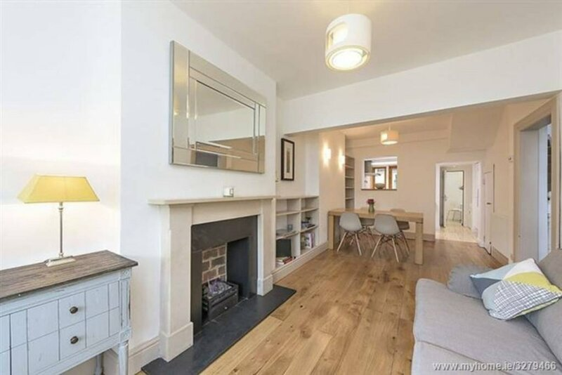 Newly Refurbished 2 Bedroom Townhouse in Dublin 4