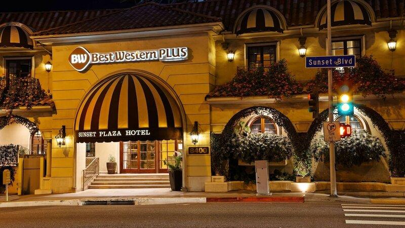 Best Western Plus Sunset Plaza