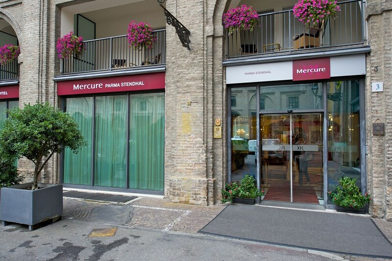 Mercure Parma Centro Stendhal