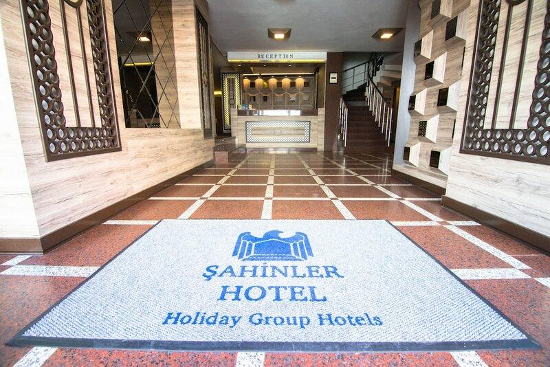 Hotel Sahinler