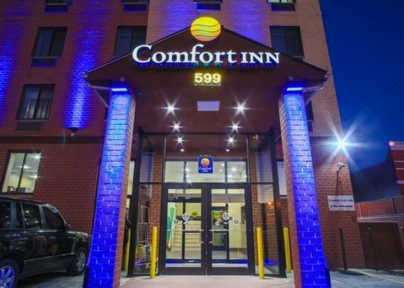 Comfort Inn Brooklyn City Center