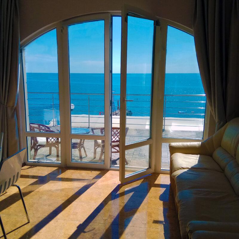 Апартаменты в отеле Palmira Palace