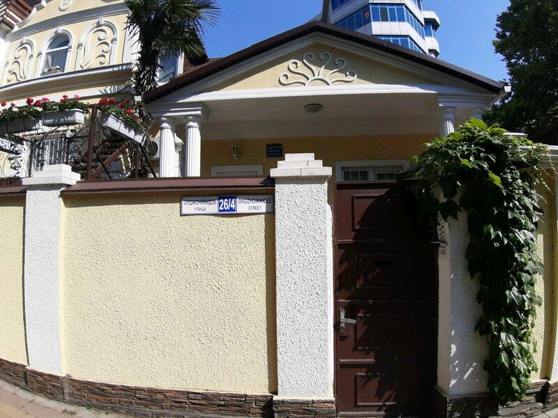 Guest house on ulitsa Ordzhonikidze