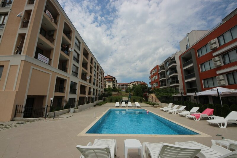 Menada Apartments in Villa Yurta