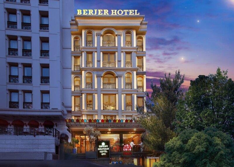 Berjer Boutique Hotel & SPA - Boutique Class