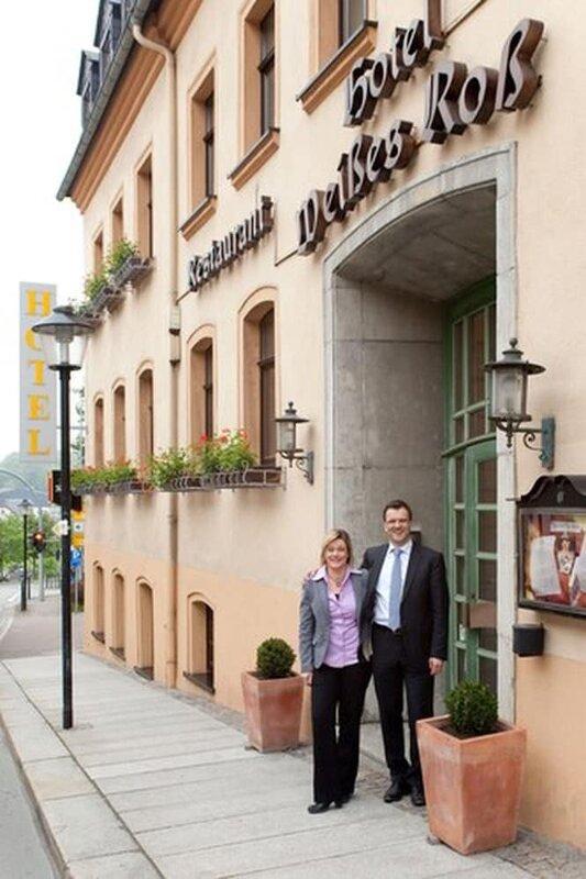 Hotel Weißes Roß Marienberg