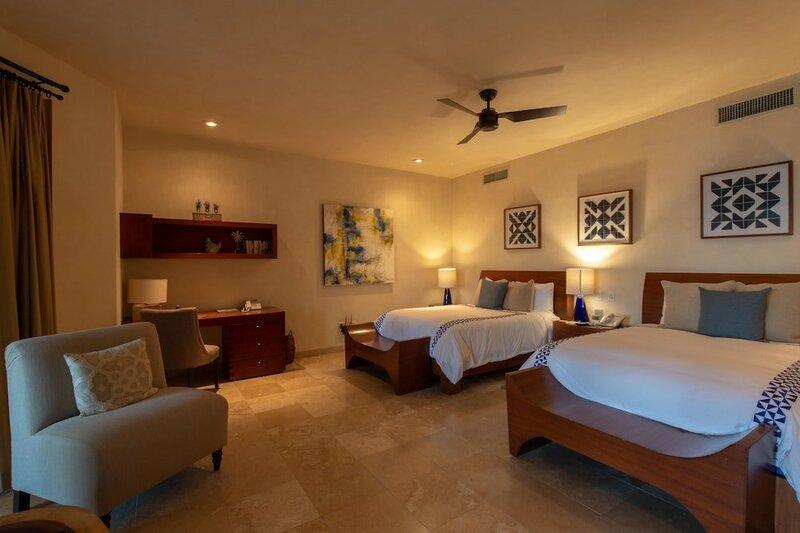 Full Service Stunning Oceanfront Home at Villa Penasco