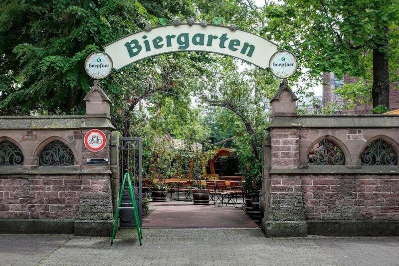 Hotel Hoepfner Burghof