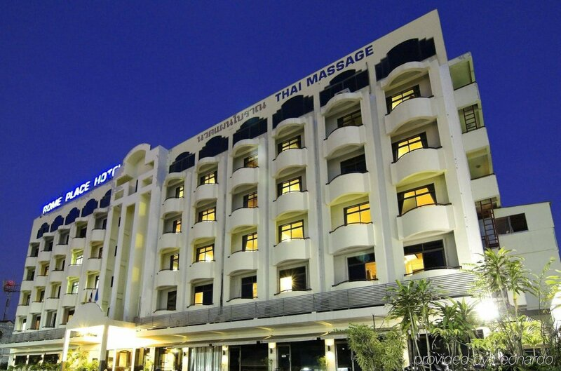 Rome Place Hotel