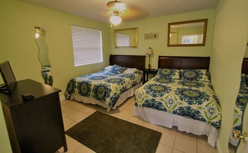 Clearwater Beach Cabana Holiday Home