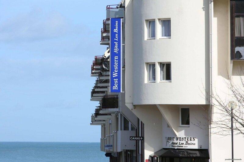 Best Western Les Bains Hôtel & SPA Perros-Guirec