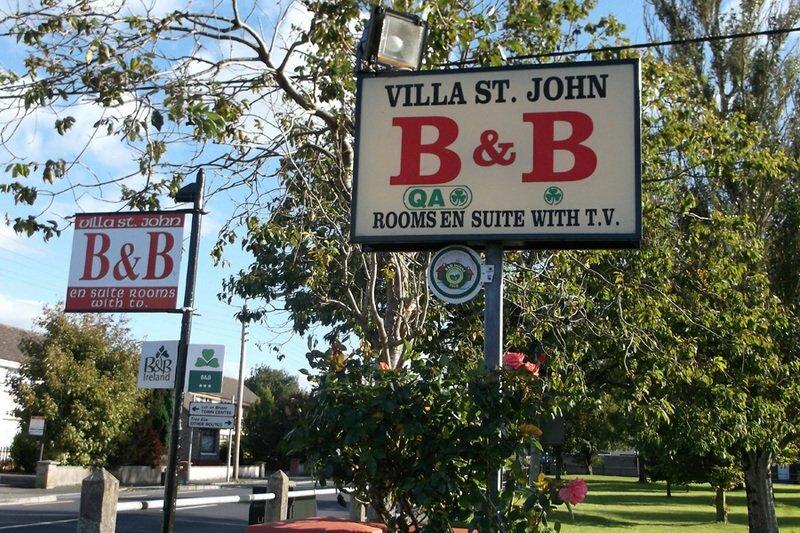 Villa St. John B&b