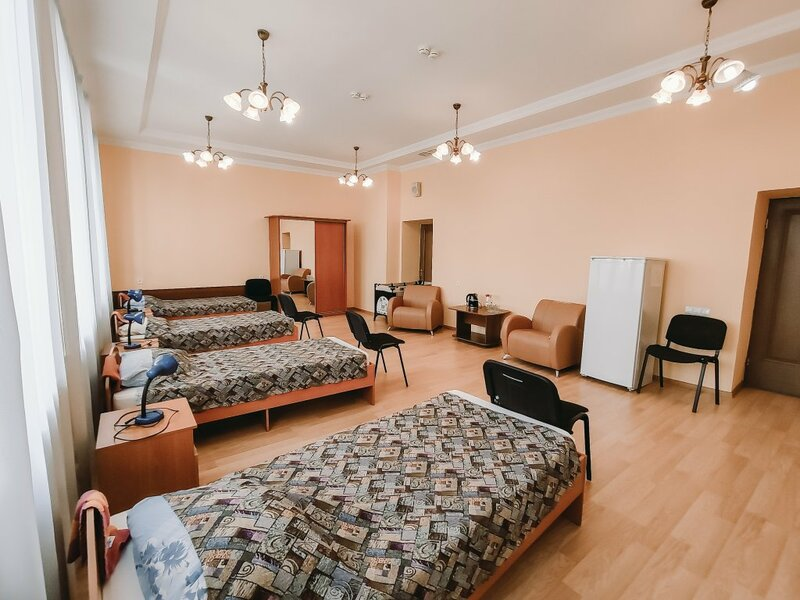 Smart Hotel Kdo Омск