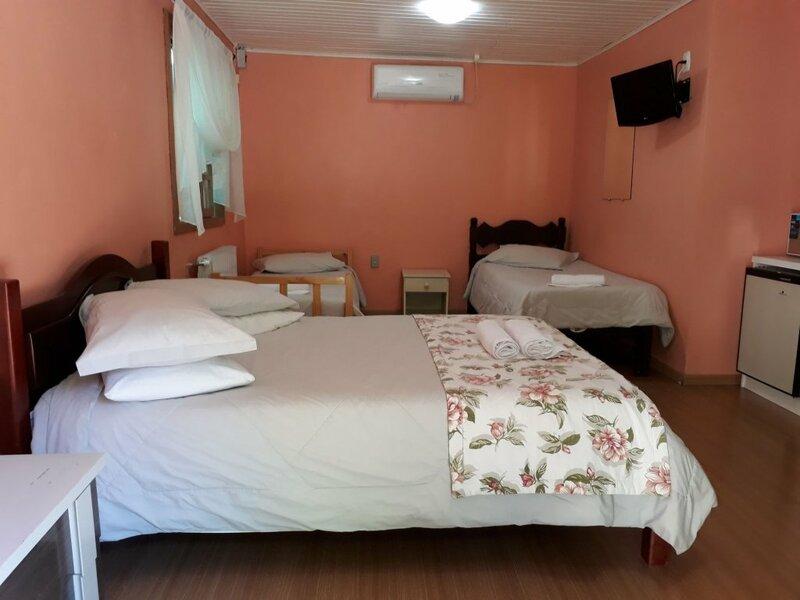 Hotel Pousada Cabana Da Mata