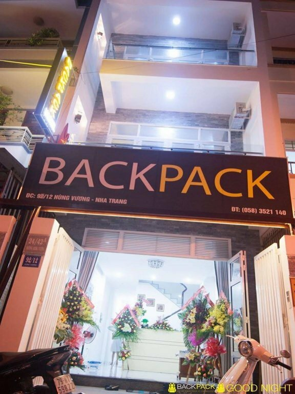 Backpack Abode Hostel