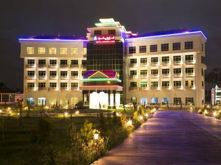 Golden Myanmar Hotel, Nay Pyi Taw