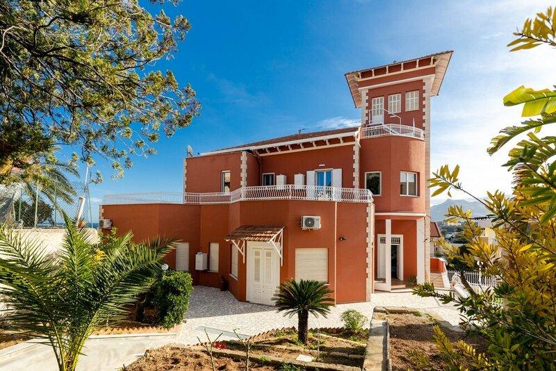 Villa Edera Rental Rooms