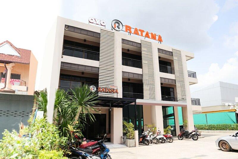 Oyo 358 Rattana Residence Thalang
