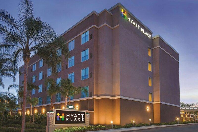 Hyatt Place At Anaheim Resort Convention Center