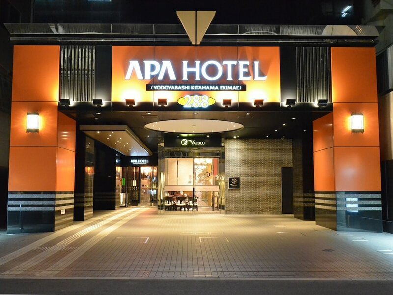 Apa Hotel Yodoyabashi Kitahama-Ekimae