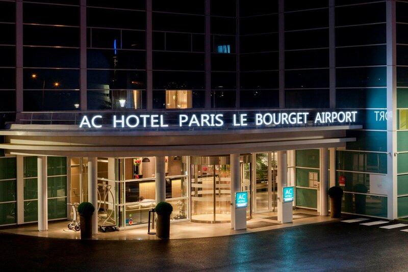 Ac Hotel Paris Le Bourget Airport by Marriott