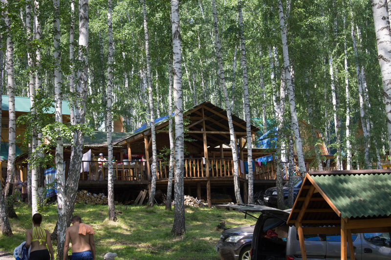 Этно деревня Берендеевка
