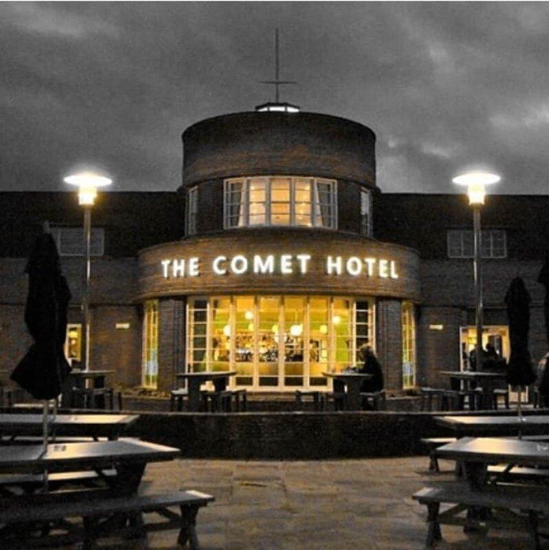 The Comet London Hatfield