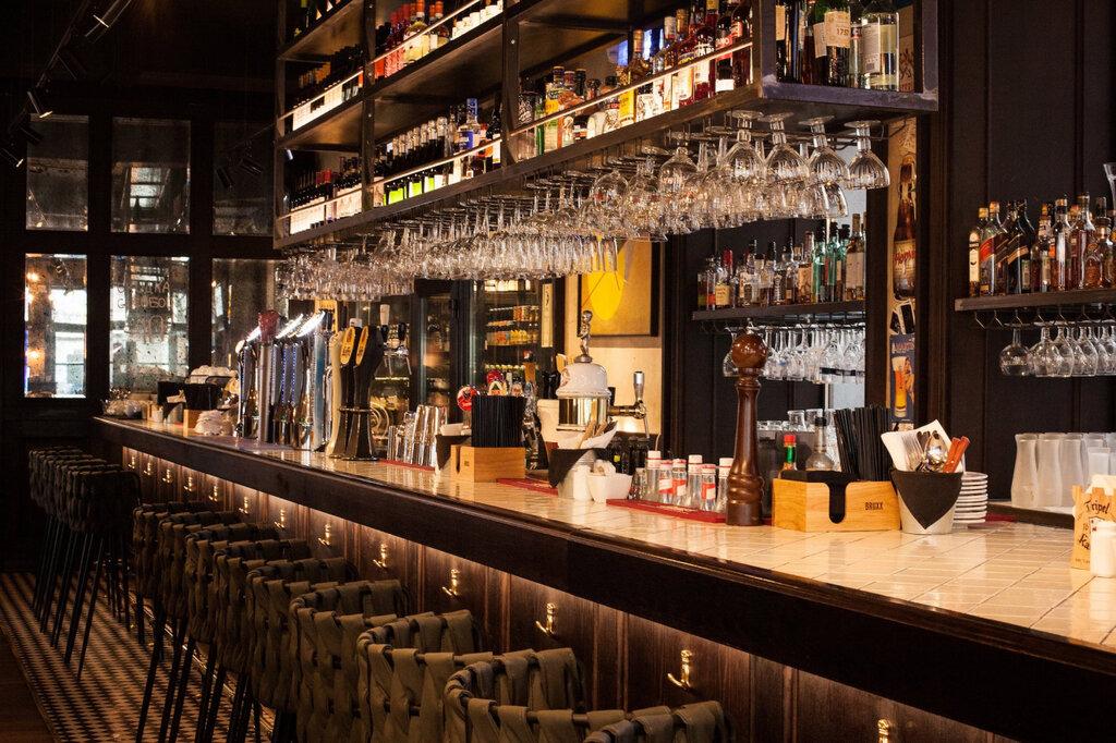 бар, паб — Bruxx — Москва, фото №2