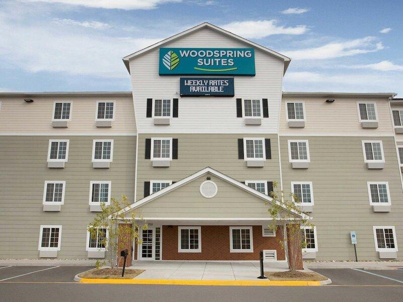 WoodSpring Suites Baton Rouge Airline Highway