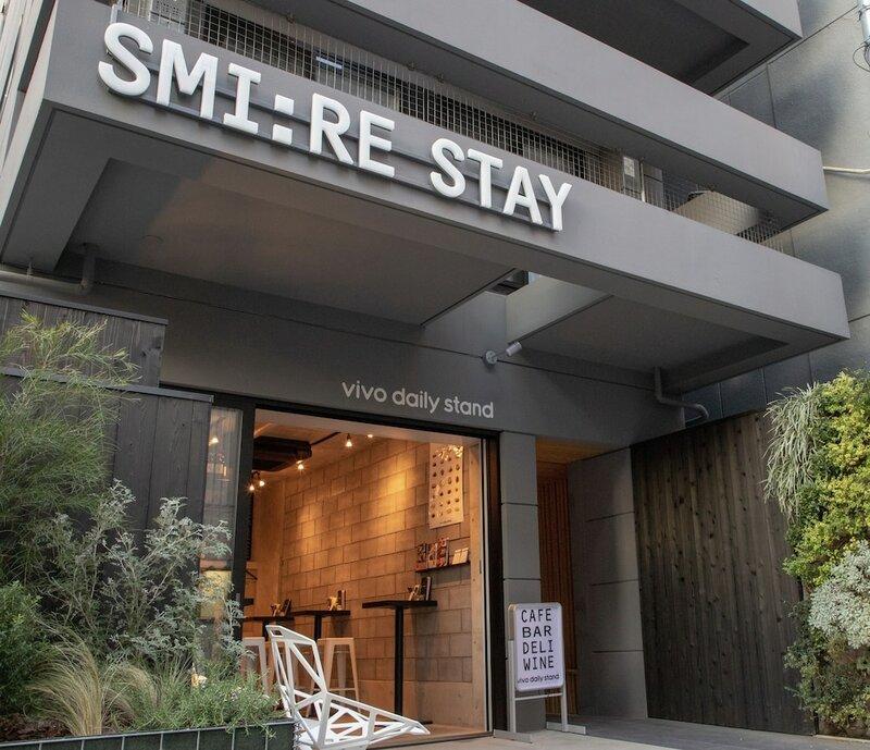 Smi: re Stay Oshiage