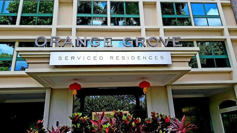 Апарт-отель Orange Grove Services Residences