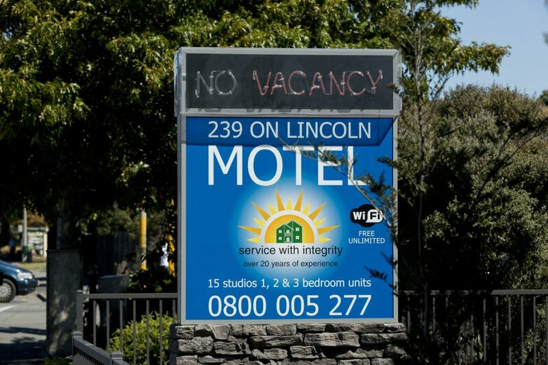 2 on Whiteleigh Motel