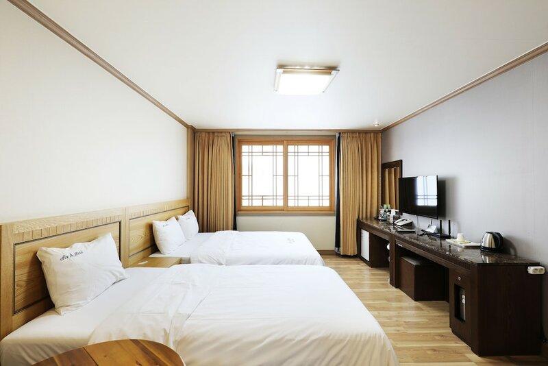Jeongseon Ace Family Hotel