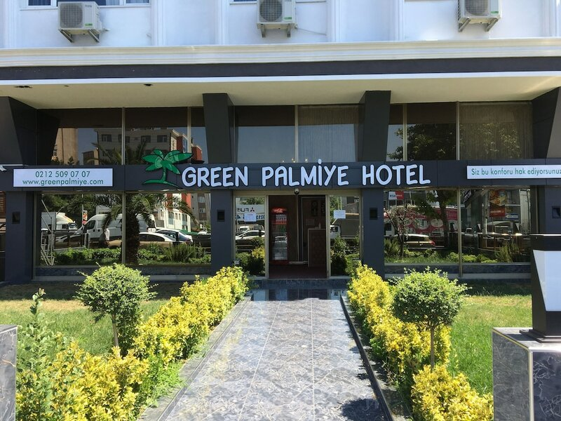Green Palmiye Hotel
