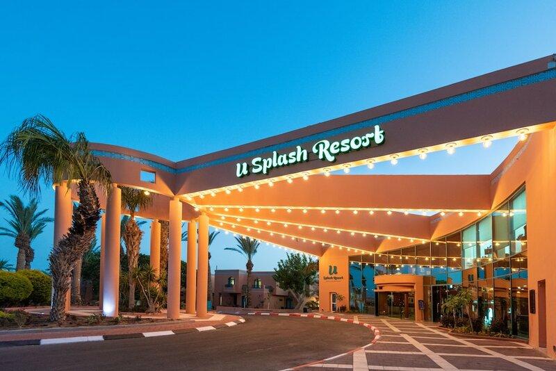 U Splash Resort Hotel Eilat