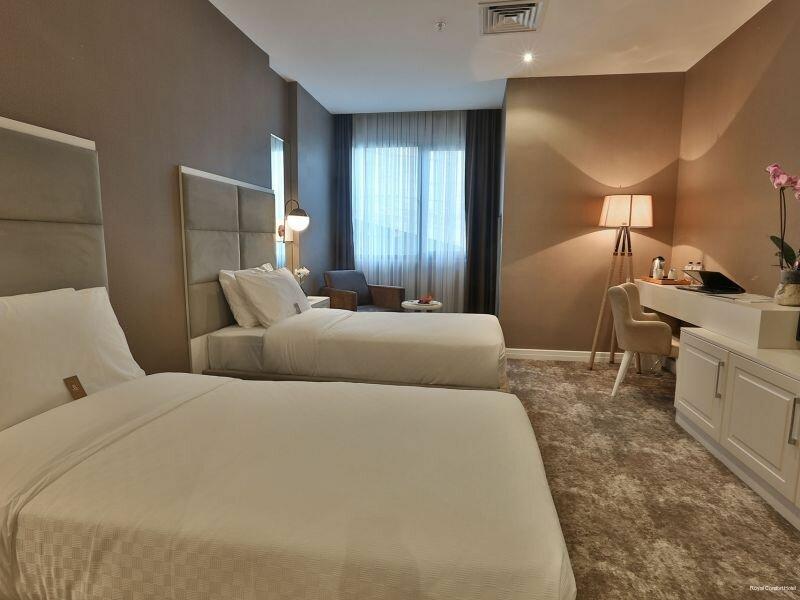 Отель Royal Comfort