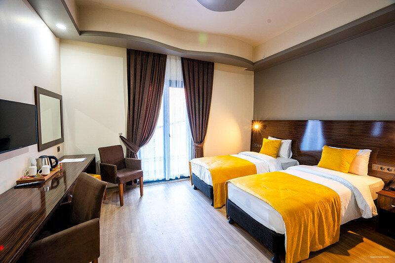 Mugwort Hotel Istanbul