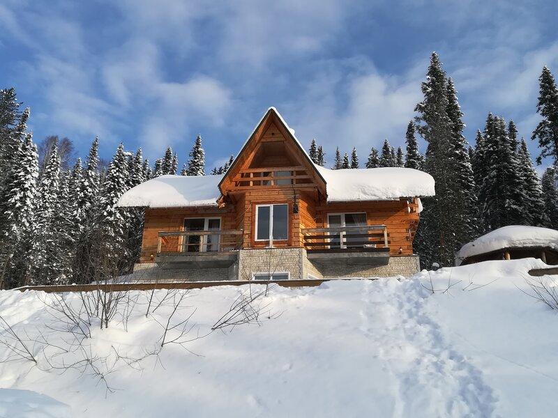 Гостевой дом на Туманной