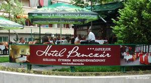 Отель Benczúr