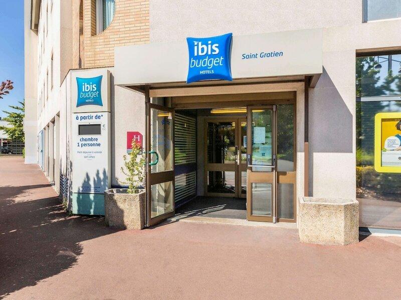 ibis budget Saint Gratien Enghien les Bains