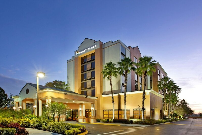 Hyatt Place Orlando Convention Center