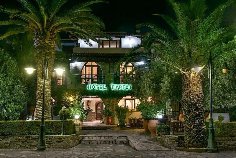 Hotel Pyrgos Boutique & Suites